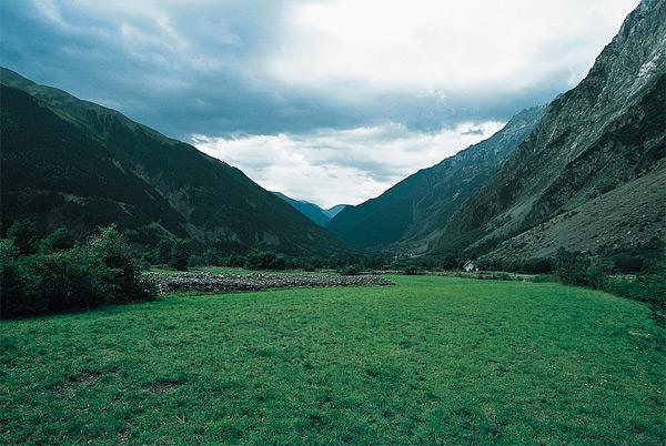 De la vallée de la Lignarre au Valbonnais