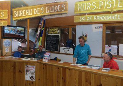 Les 2 Alpes Guides Office