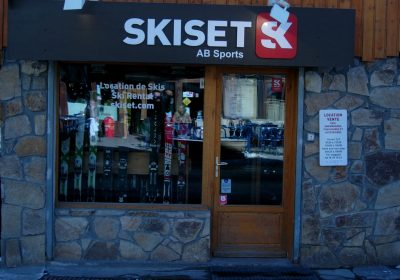 Henri Sports V – Skiset (Route d'Huez)