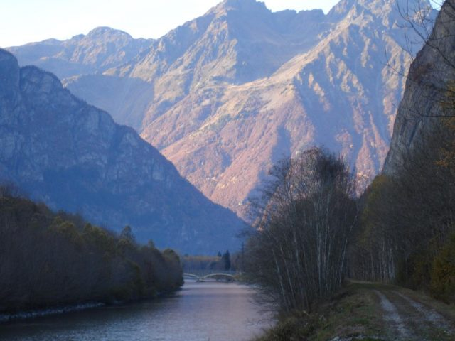 Ballade Bourg d'Oisans les 3 ponts