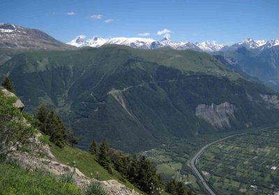 Wandeling – Les Mines de Challanches
