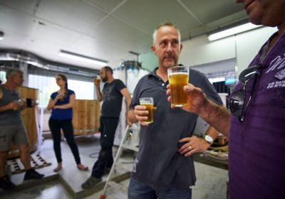 Brouwerijrondleidingen met bierproeverij