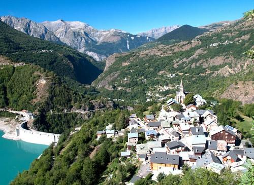 village de Mizoën