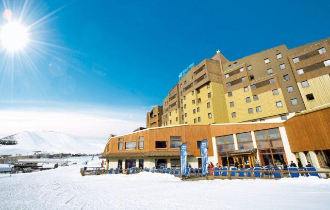 Hôtel Club MMV – Les Bergers