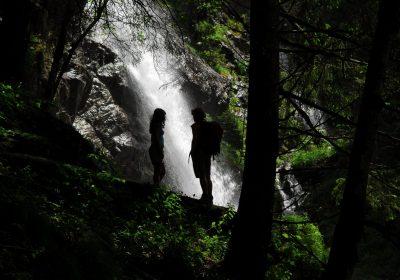 La Cascade du Roubier