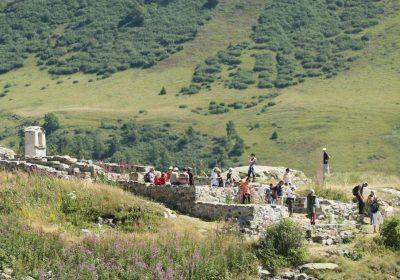 De l'Alpe d'Huez au col de Sarenne – Rando