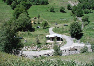 Camping municipal des Guêts